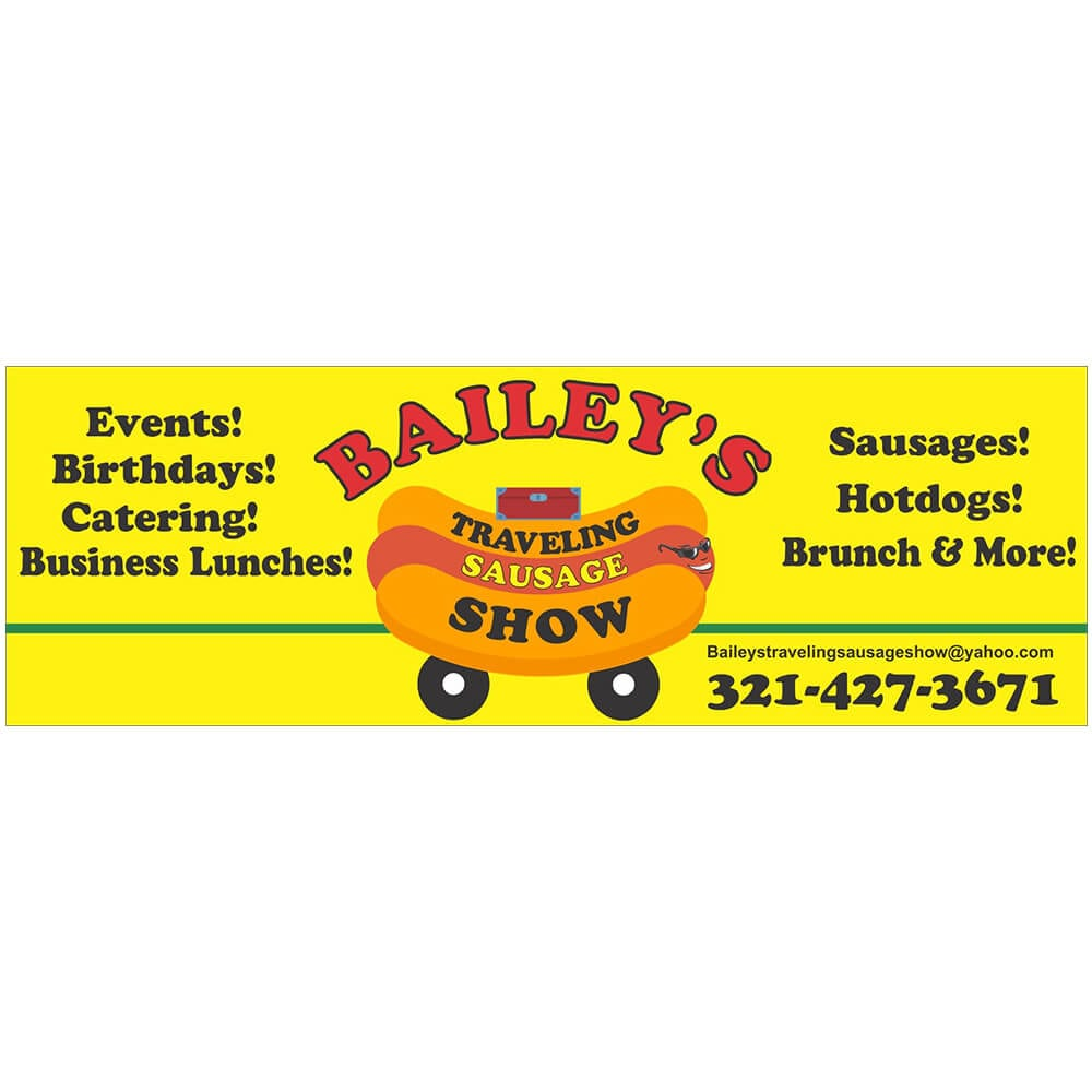Bailey's Traveling Sausage Show