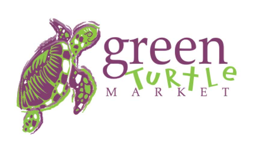 Green Turtle Market logo