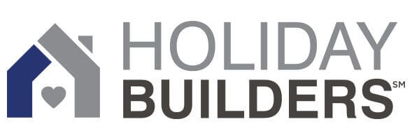 Holiday Builders logo