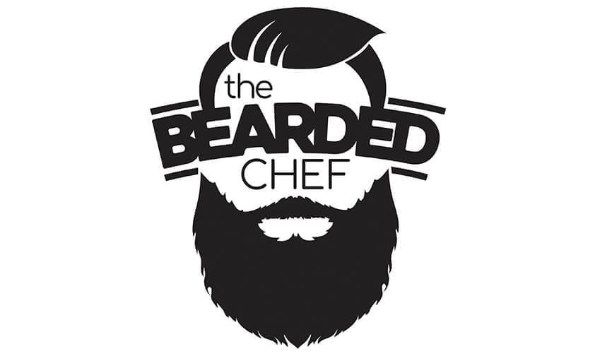 The Bearded Chef logo
