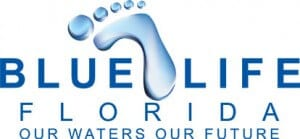 Blue Life Florida logo