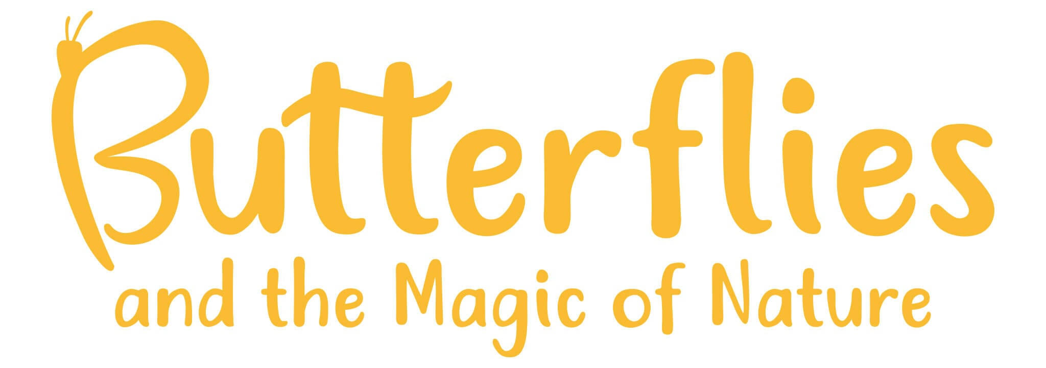 Butterflies and the Magic of Nature logo