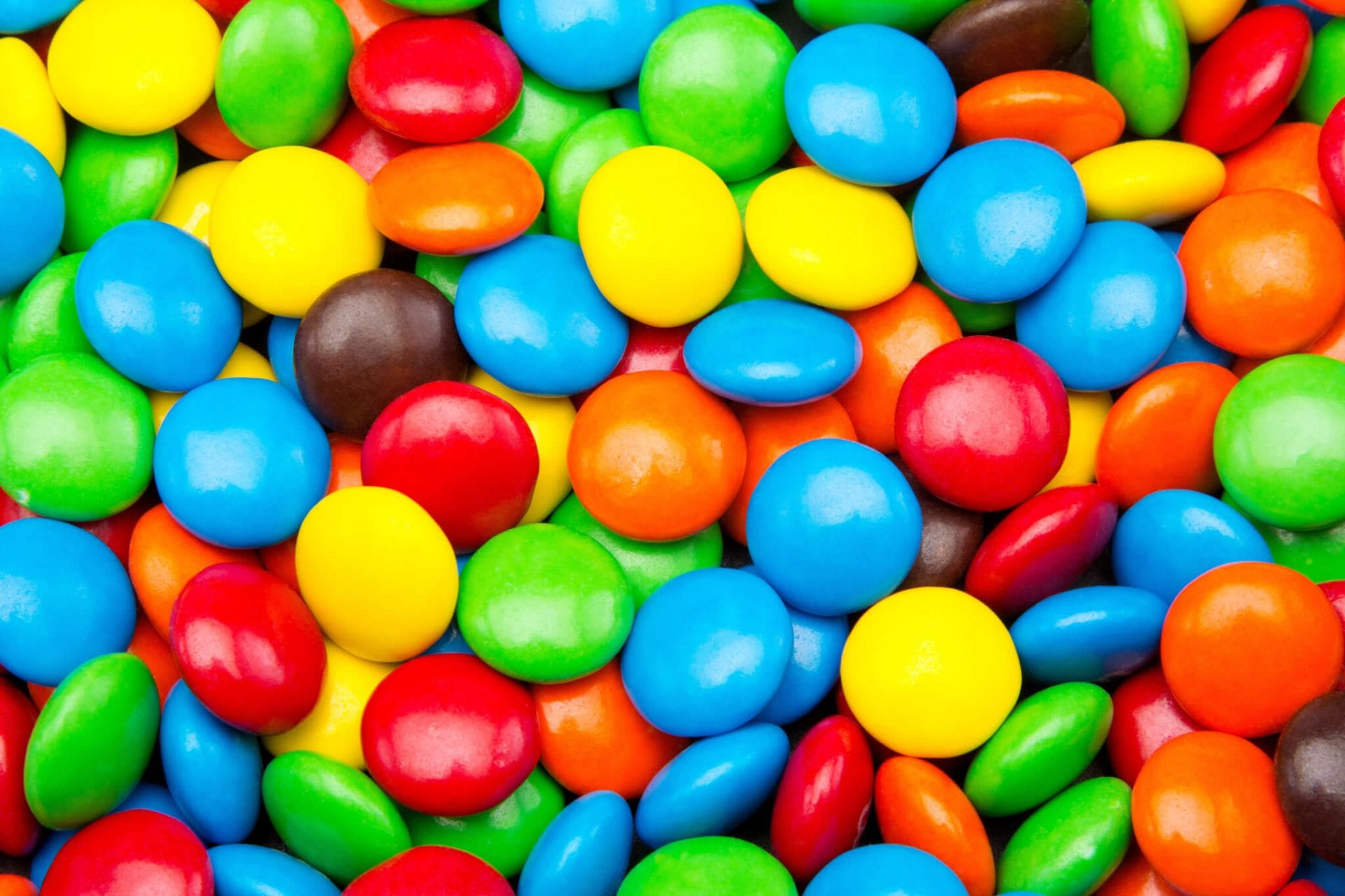 Image of colorful candy