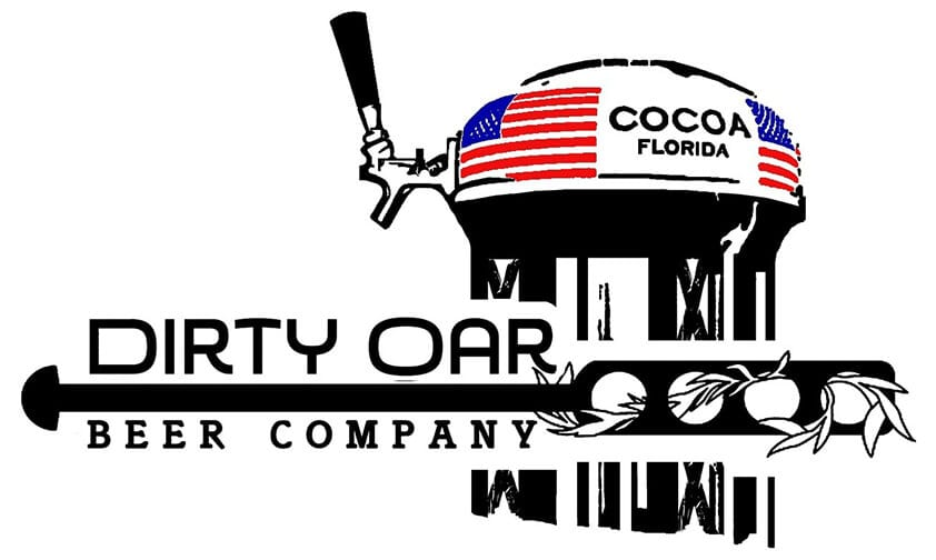 Dirty Oar Beer Company logo