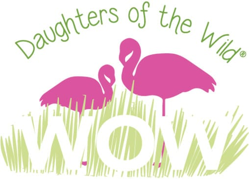 Daughters of the Wild logo