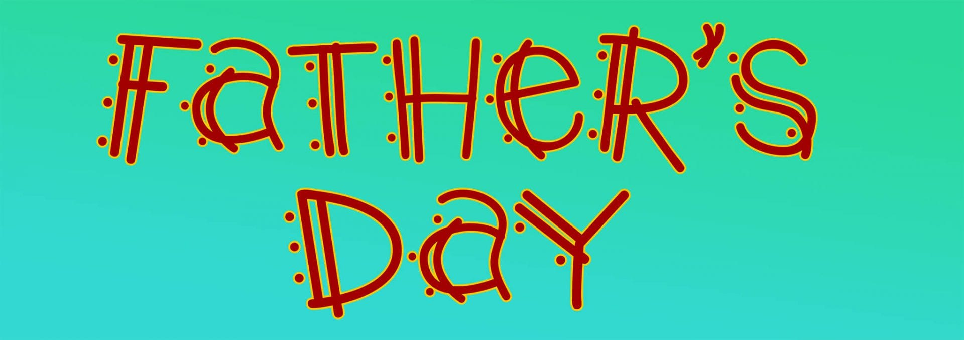 Father's Day logo