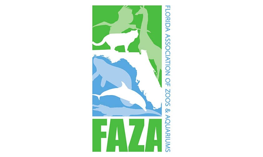 Florida Association of Zoos and Aquariums logo