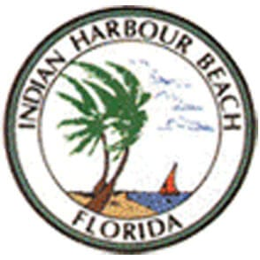 Indian Harbour Beach logo