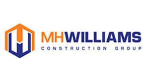 MH Williams Construction logo