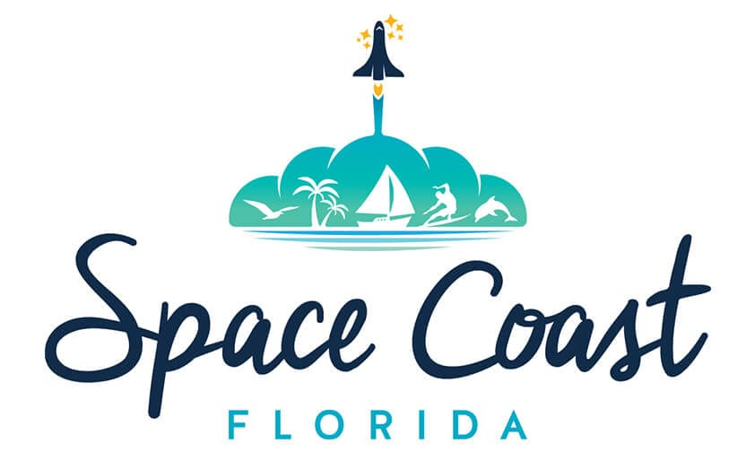 Space Coast Office of Tourism logo