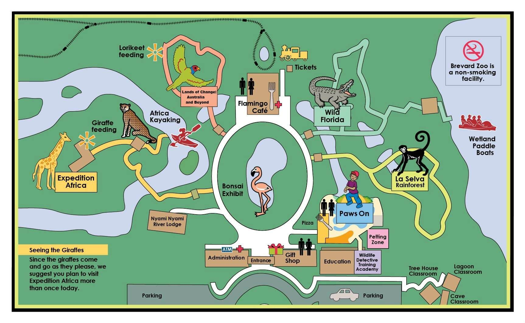 FAQs   Brevard Zoo Zoo Maps Of A Student on map of a home, map of a hospital, map of a convention center, map of an art gallery, map of a community, map of a park, map of arboretum, map of hotels, map of a church, map of a museum, map of a playground, map of a dog, map of a farm, map of a racetrack, map of a monkey, map of sports facilities, map of amusement parks, map of a theater, map of bike trails, map of houses,